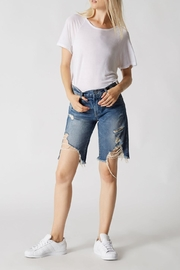 Blank NYC Poster Child Shorts - Product Mini Image