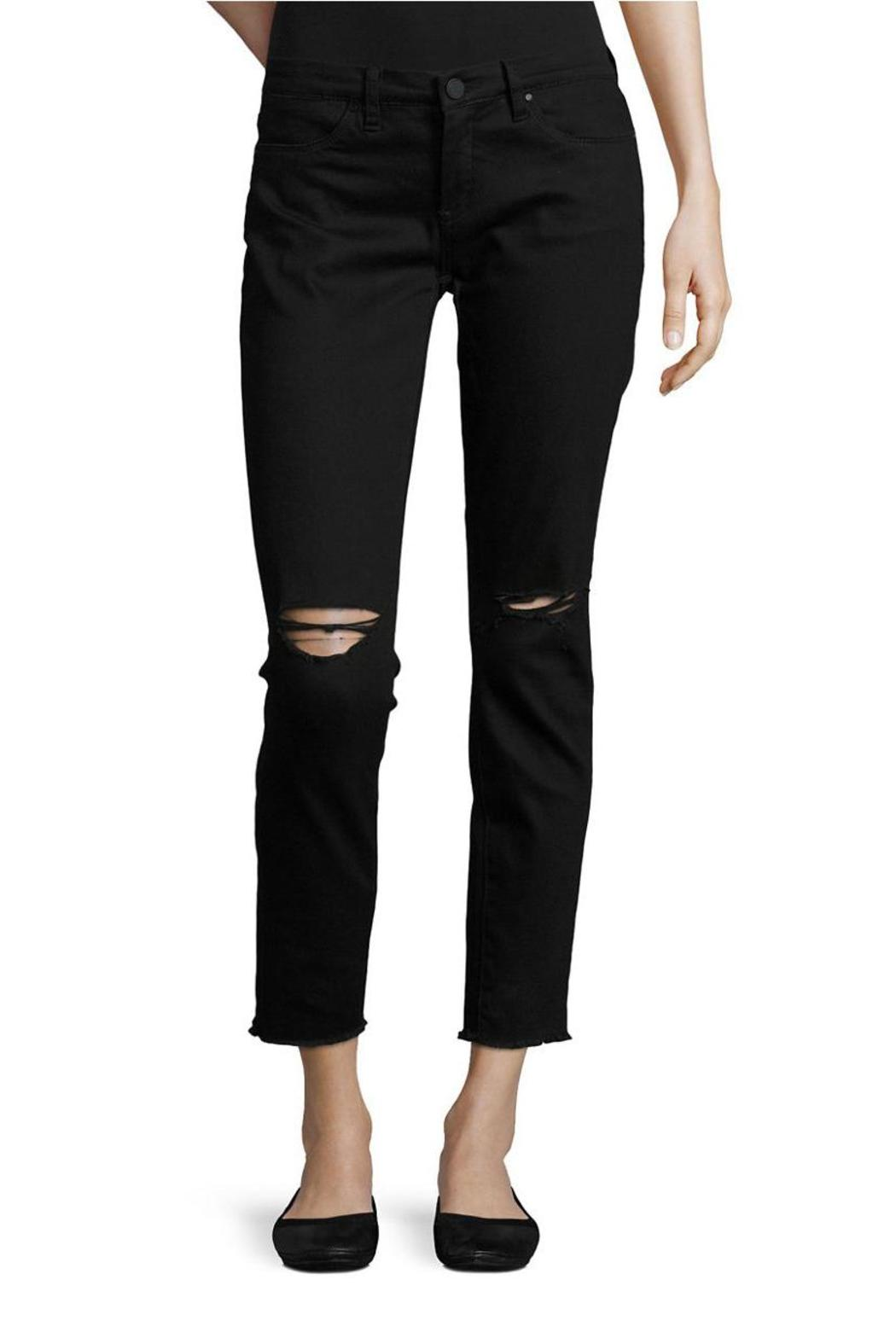 Blank NYC Ripped Skinny Jeans - Main Image