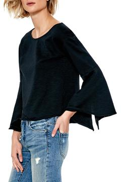 Shoptiques Product: Shadow Bell Sleeve Top