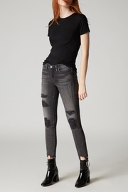 Blank NYC Shadow Chaser Cropped-Skinny - Back cropped
