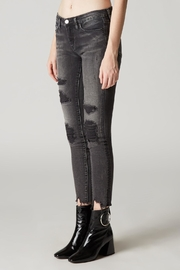 Blank NYC Shadow Chaser Cropped-Skinny - Front full body