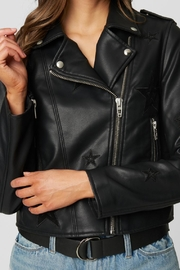 Blank NYC Shooting Star Jacket - Side cropped