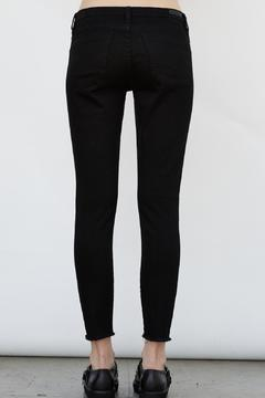 Shoptiques Product: Black Distressed Skinny
