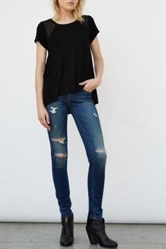 Shoptiques Product: Blanknyc Distressed Skinny