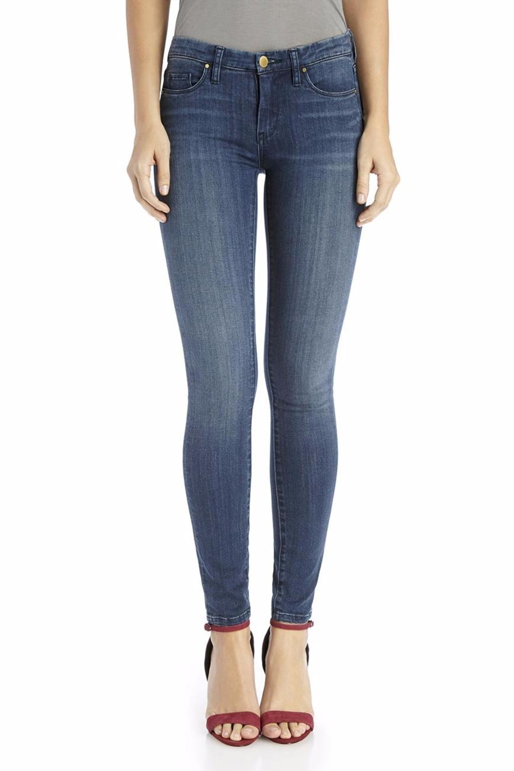 BlankNYC Classic Skinny Jean - Front Cropped Image