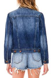 BlankNYC Denim Jacket - Front full body