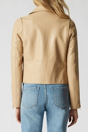 BlankNYC Faux Leather Moto - Side cropped