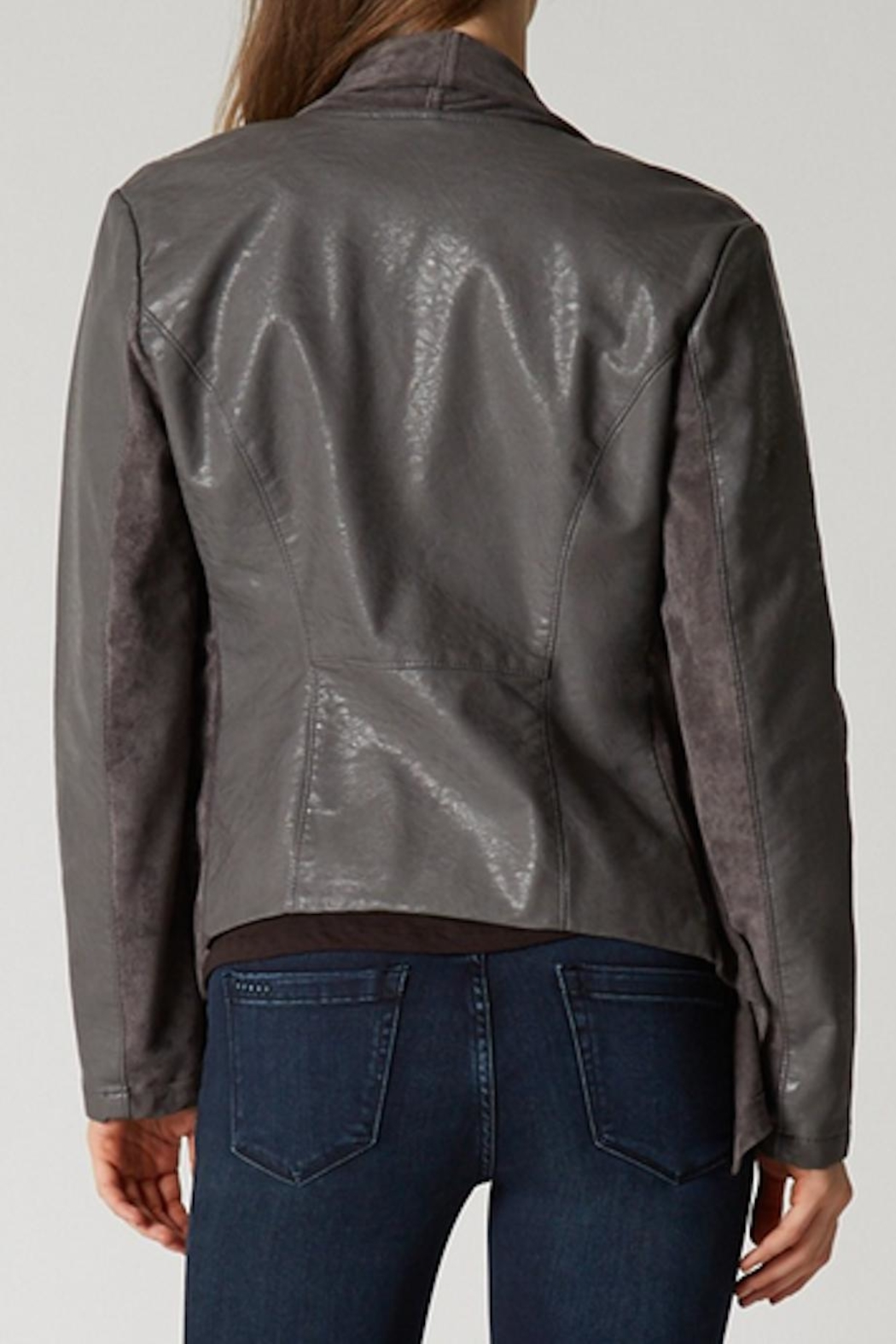 BlankNYC Private Practive Jacket - Side Cropped Image