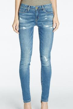 BlankNYC Skinny Classique Distressed - Product List Image