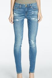 BlankNYC Skinny Classique Distressed - Product Mini Image