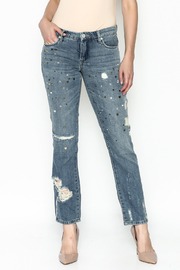 BlankNYC Studded Jeans - Product Mini Image