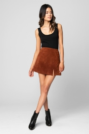 BlankNYC Suede Skirt - Product Mini Image