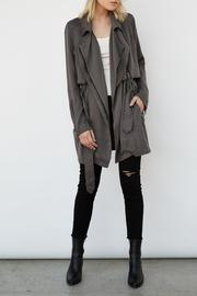 BlankNYC Trench Jacket - Product Mini Image