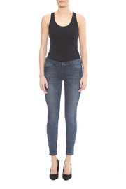 BlankNYC Two Toned Skinny Jeans - Product Mini Image