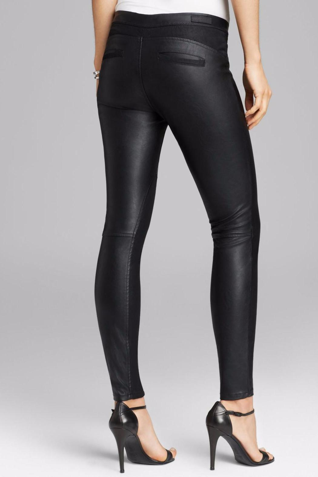 Blanknyc Vegan Leather Leggings From New Jersey By Alba