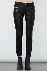 BlankNYC Vegan Leather Pant - Product Mini Image