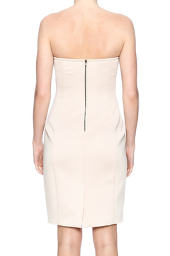 Shoptiques Product: Scuba Strapless Dress
