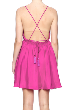 Shoptiques Product: Silk X Back Dress