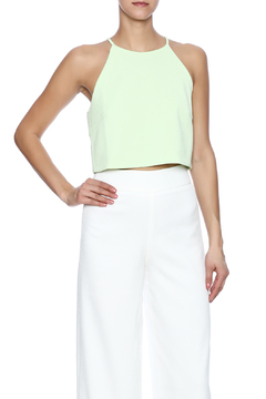 Blaque Label Spaghetti Strapped Crop Top - Product List Image