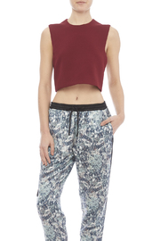 Blaque Label Wine Crop Top - Product Mini Image