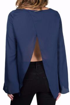Shoptiques Product: Open Back Top