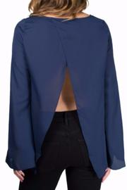 Blaque Label Open Back Top - Back cropped