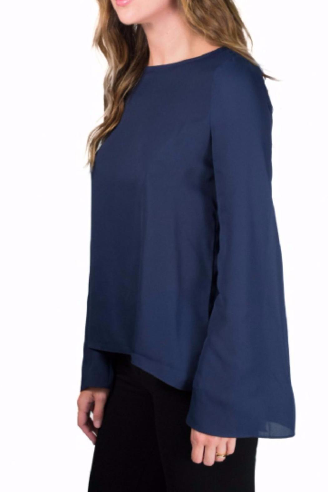 Blaque Label Open Back Top - Front Full Image