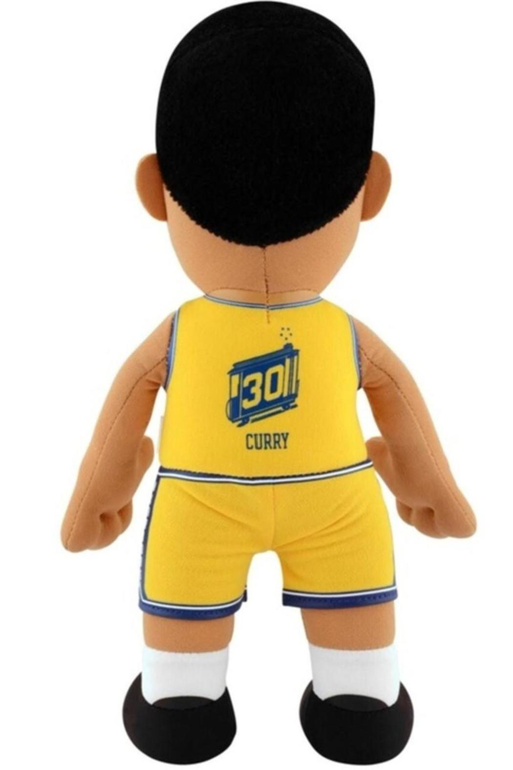 Bleacher Creatures Steph Curry Plush - Front Full Image