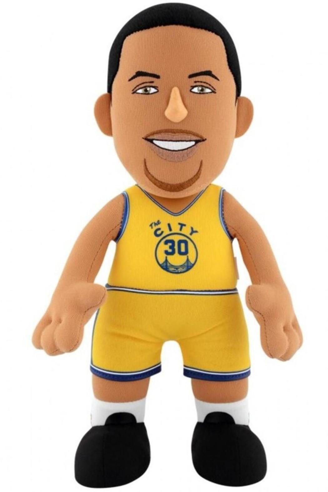 Bleacher Creatures Steph Curry Plush - Front Cropped Image