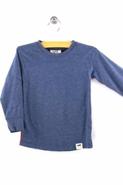 Wes and Willy Blended Jersey Top - Front cropped