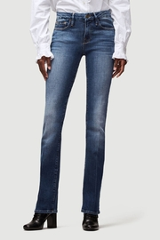 frame Blendon Le Mini Boot Raw Hem Jeans - Product Mini Image