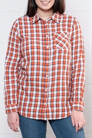 Blendshe Plaid Shirt - Product Mini Image
