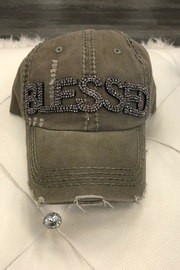 Olive & Pique Blessed Hat - Front cropped