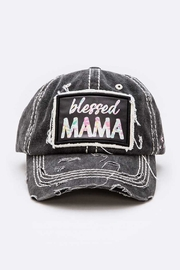 Lyn -Maree's Blessed Mama Cap - Product Mini Image