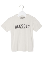 SPIRITUAL GANGSTER Blessed Tee - Product Mini Image