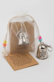 Natural Life Blessing Bell Keychain - Product Mini Image