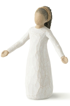 Willow Tree(r) by Susan Lordi, from DEMDACO Blessing Figurine - Alternate List Image