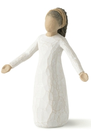 Willow Tree(r) by Susan Lordi, from DEMDACO Blessing Figurine - Product Mini Image