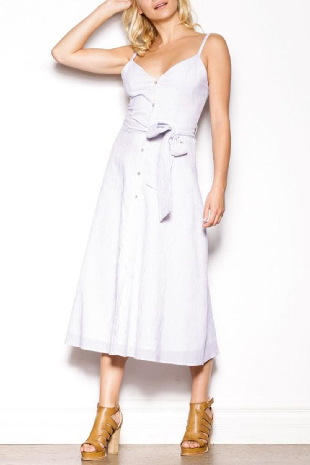 Pink Martini Collection Blessing Ties Dress - Front Full Image