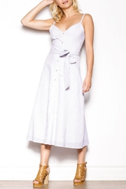 Pink Martini Collection Blessing Ties Dress - Front full body