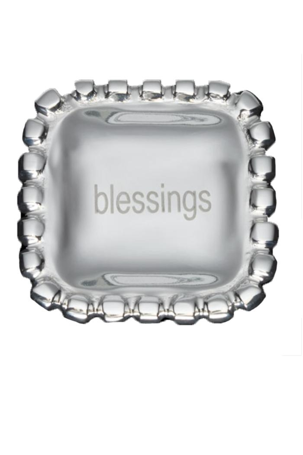 Inspired Generations Blessings Pearl Square-Dish - Main Image