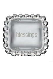 Inspired Generations Blessings Pearl Square-Dish - Product Mini Image