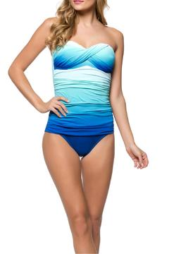 Shoptiques Product: Twist Bandeau One Piece