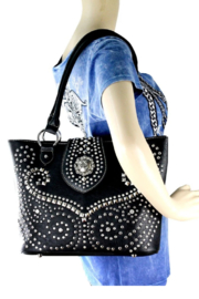 Montana West Bling Bling Tote Bag - Product Mini Image