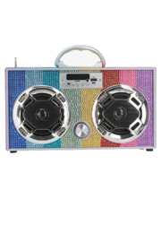 Trend Tech Bling Boombox - Product Mini Image