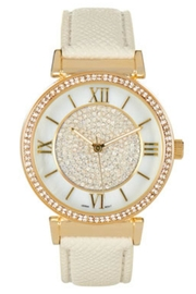 Coco + Carmen Bling Watch - Front cropped