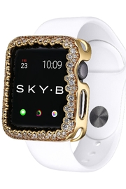 Bling It Around Again Apple Watch Cover - Champagne Bubbles, 38mm - Product Mini Image