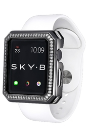 Bling It Around Again Apple Watch Cover - Deco Halo, 38mm - Product Mini Image