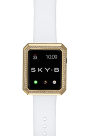 Bling It Around Again Apple Watch Cover - Deco Halo, 40mm - Side cropped