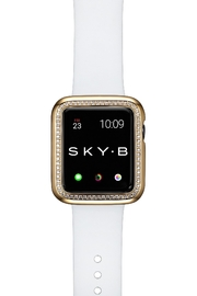 Bling It Around Again Apple Watch Cover - Halo, 38mm - Side cropped